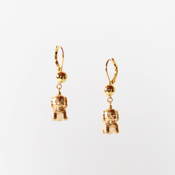 BABY DOG EARRINGS