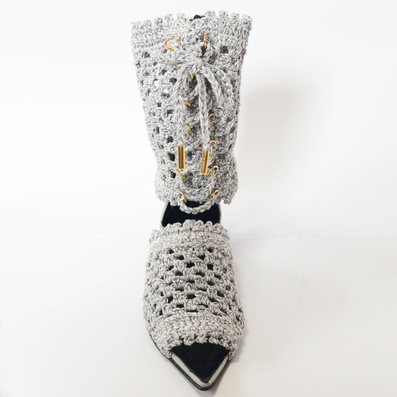 CROCHET KNIT SHOES