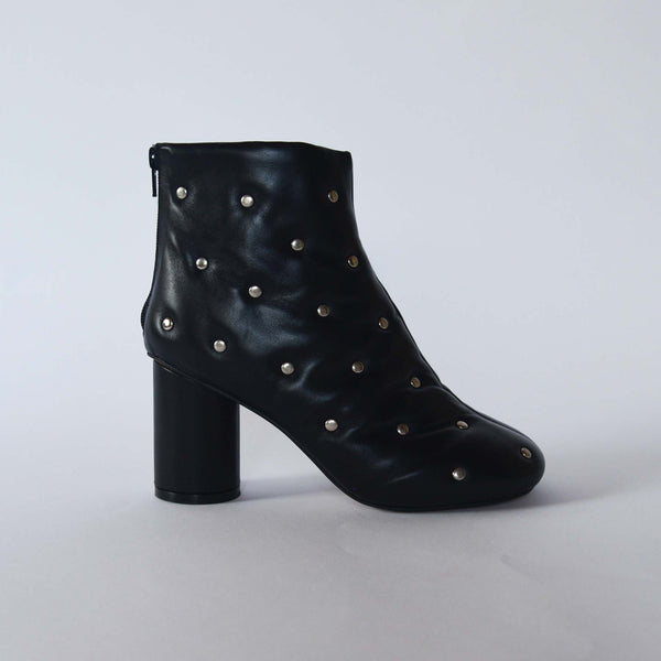 CAR SHEET BOOTS BLACK