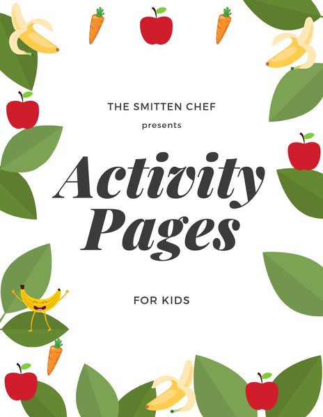 Activity Pages for Kids!