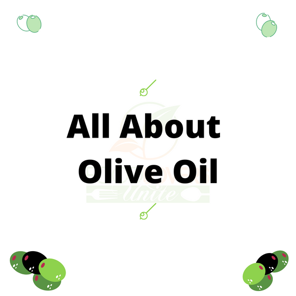 All About Olive Oil Activity Pages!