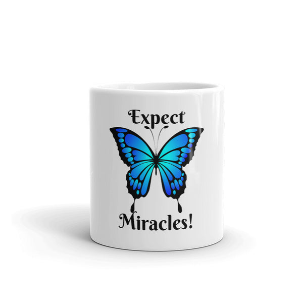 Expect Miracles Family Mug