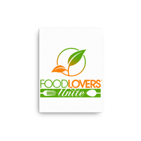 Food Lovers Unite Wall Canvas