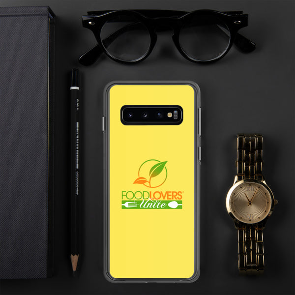 Samsung Case: Food Lovers Unite