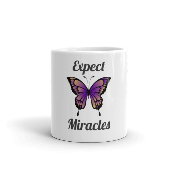 Expect Miracles Coffee Mug