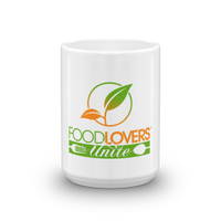 Food Lovers Unite Mug