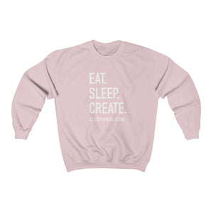 Color Wash Heavy Blend™ Crewneck Sweatshirt