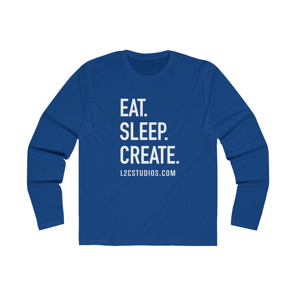 E.S.C. Men's Long Sleeve Crew Tee