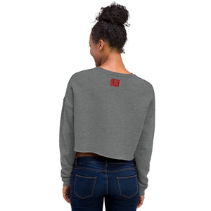 Stay Creative Crop Sweatshirt