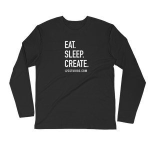 E.S.C. Long Sleeve Fitted Crew