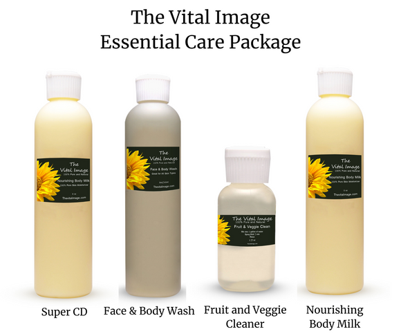 Essential Care Package with Free Gift
