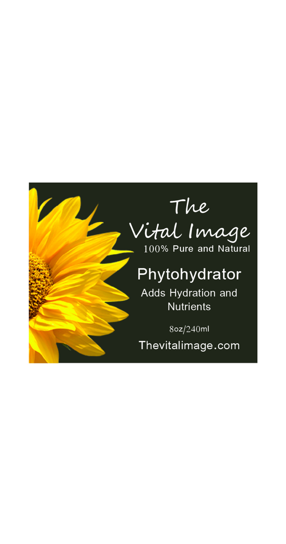 ~98nl.Phyto8: No label Phyto Hydrator 8 oz.