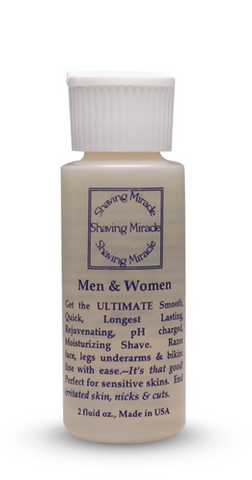 Shaving Miracle, 2 oz. (Travel Size)