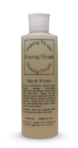 Shaving Miracle, 8 oz.