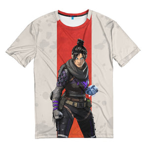 Best Men's t-shirts full print Apex Legends only in siberiastore.com