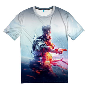 Men's t-shirts full print Battlefield