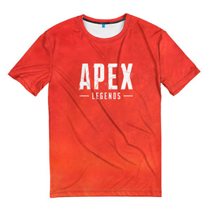 Men's t-shirts full print Apex Legends