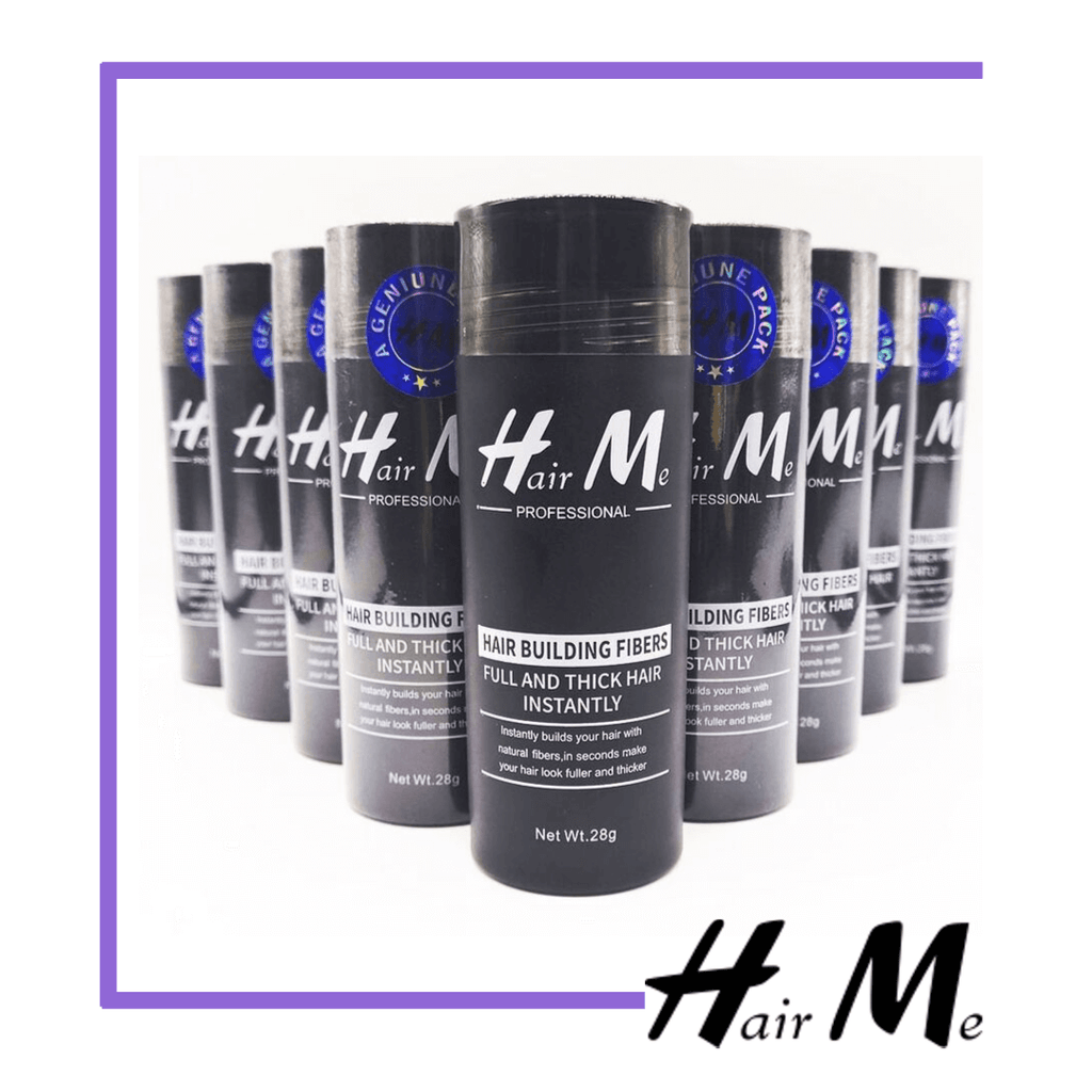 Hair Me Professional -Ίνες πύκνωσης μαλλών