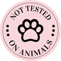 Cruelty Free - Not Tested on Animals