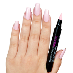 Nude Rose - Magic Nail Pen - Polish Pen - Miss Pink USA