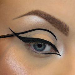 The For Real Wheel - Roller Eyeliner - Miss Pink USA