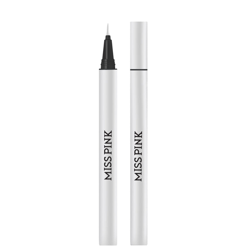 White Eyeliner Pen - Miss Pink USA