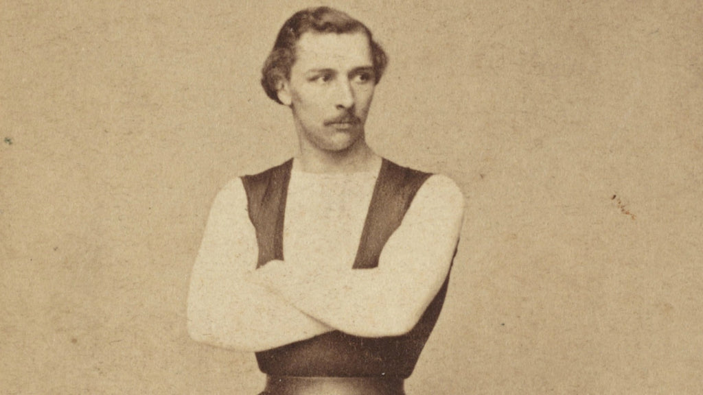 French acrobat Jules Léotard who invented the first leotard