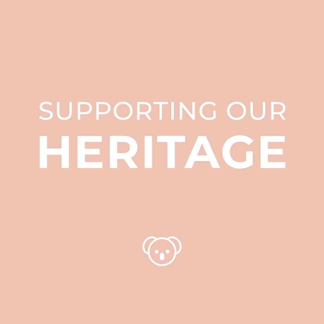 Supporting our heritage in Australia during the Australian bushfire crisis by donating to wildlife and rescue charities
