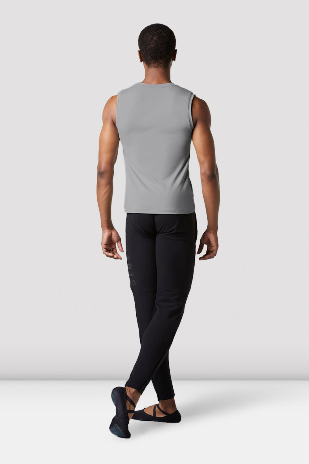 Mens Warm Up Logo Track Pant