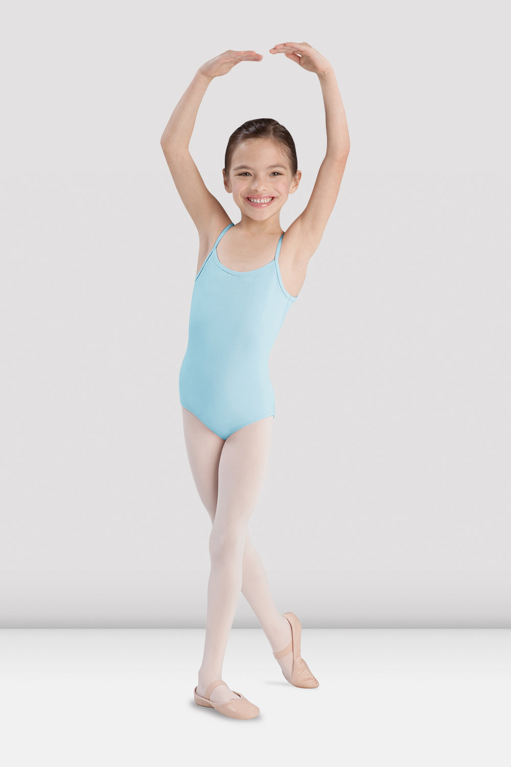 Girls Basic Camisole Leotard