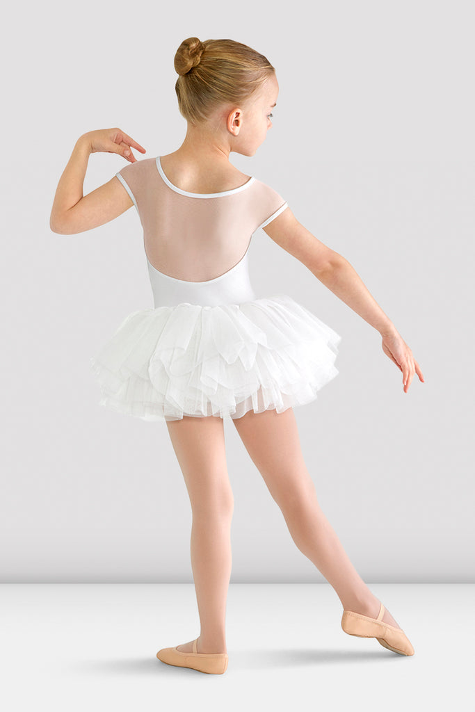 Girls Hanami Tutu Leotard