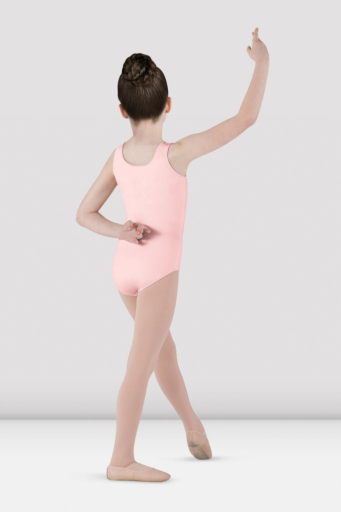 Girls Dynamic Tank Leotard
