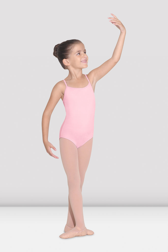 Girls Parem Camisole Leotard