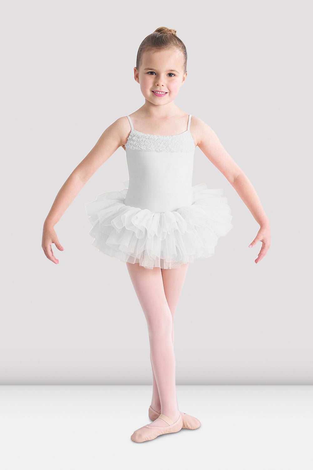 Girls Desdemona Tutu Leotard