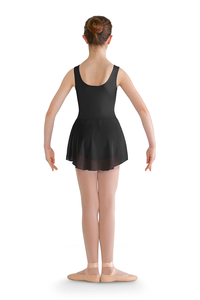 Girls Riya Skirted Tank Leotard