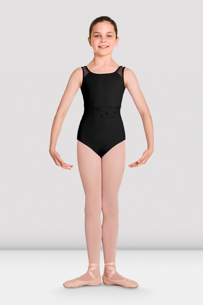 Girls Allena Tank Leotard
