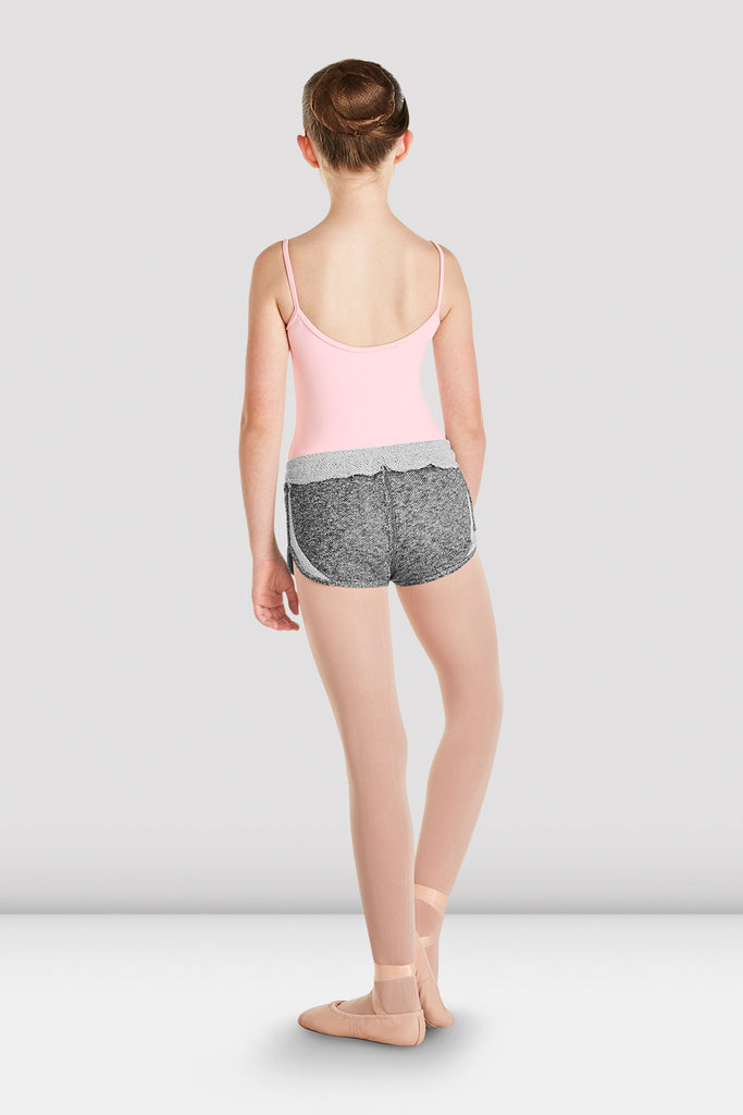 Girls Raw Edge Detail Short