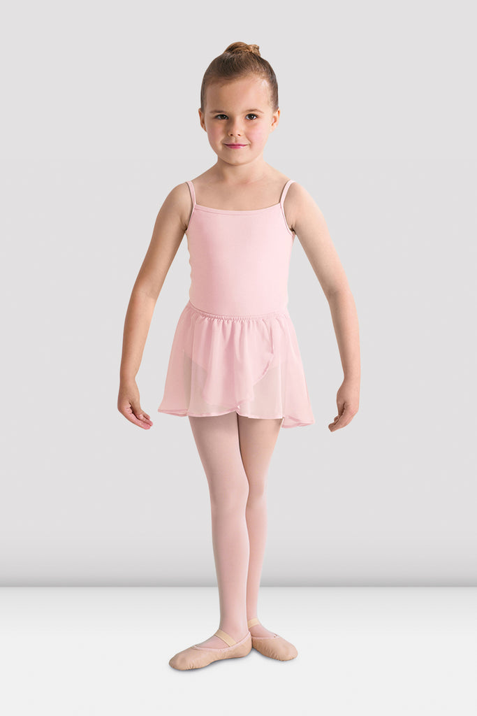 Girls Barre Stretch Waist Ballet Skirt