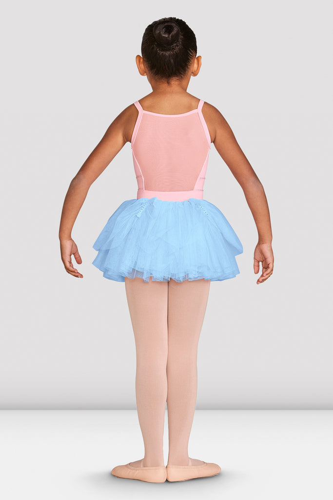 Girls Hattie Diamante Trim Tutu