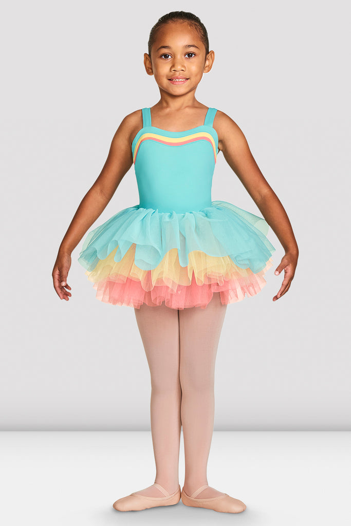 Girls Lenora Contrast Tutu Skirt