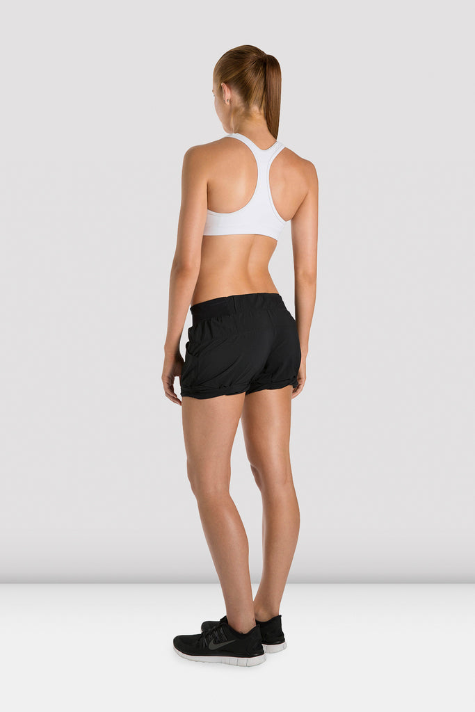 Ladies Rip Stop Cuff Short