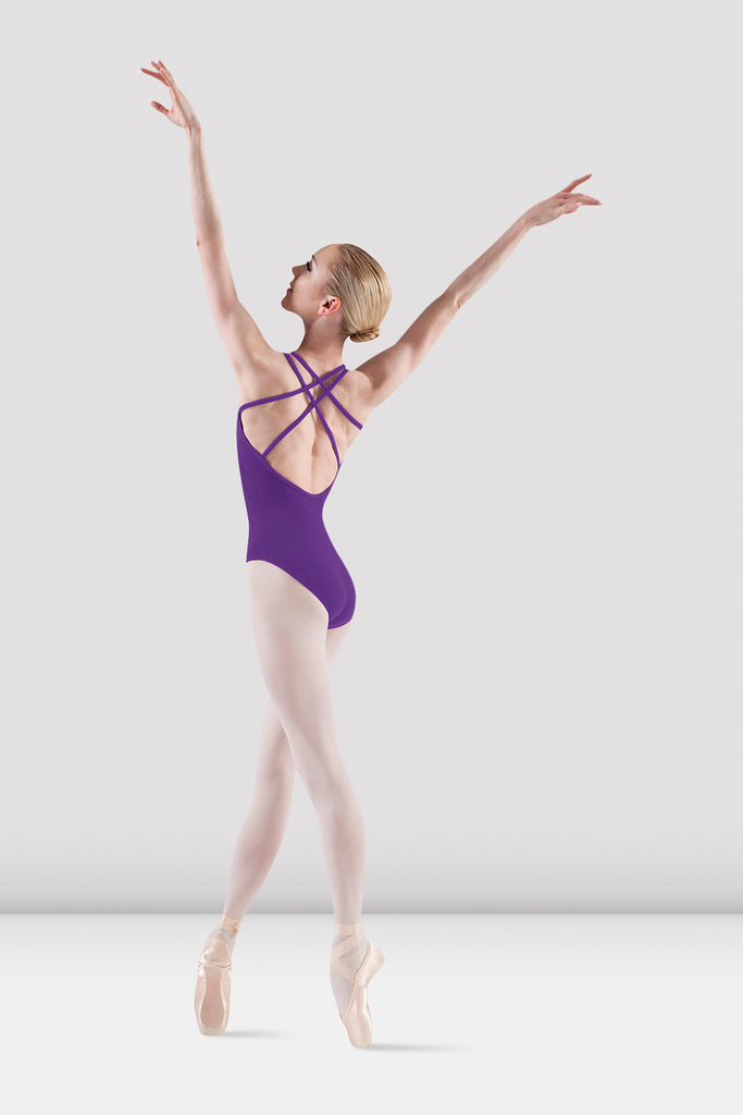 Ladies Alexis Double Strap Leotard