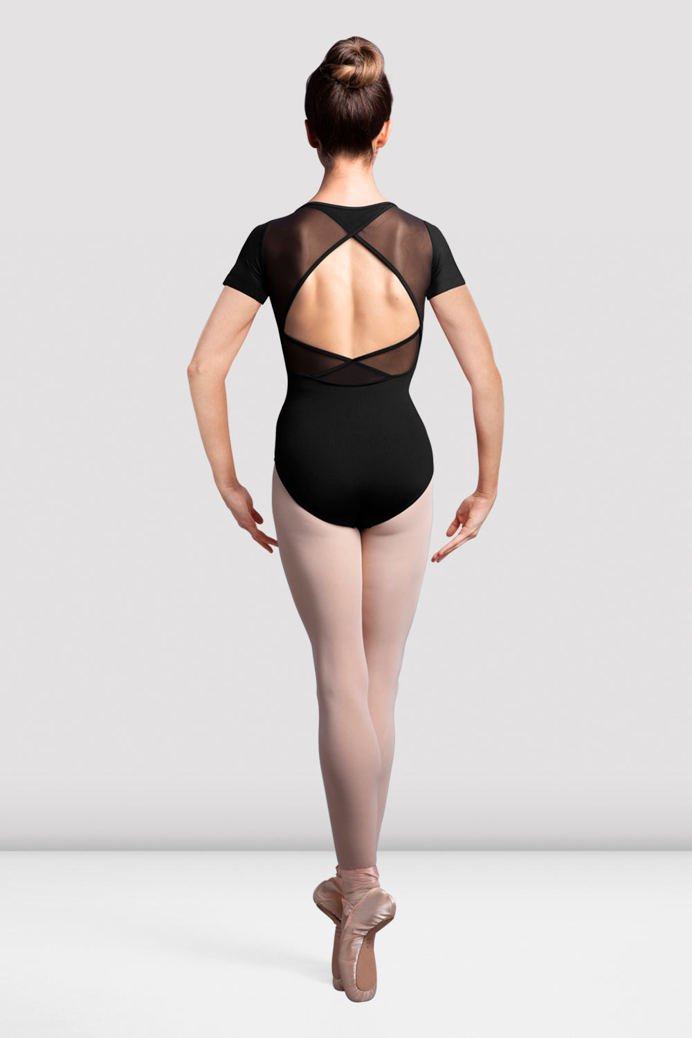Ladies Vidalia Cap Sleeve Leotard