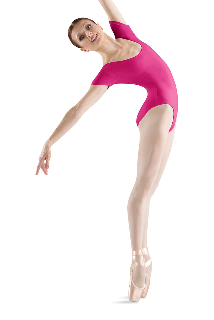 Ladies Cavalier Round Neck Leotard