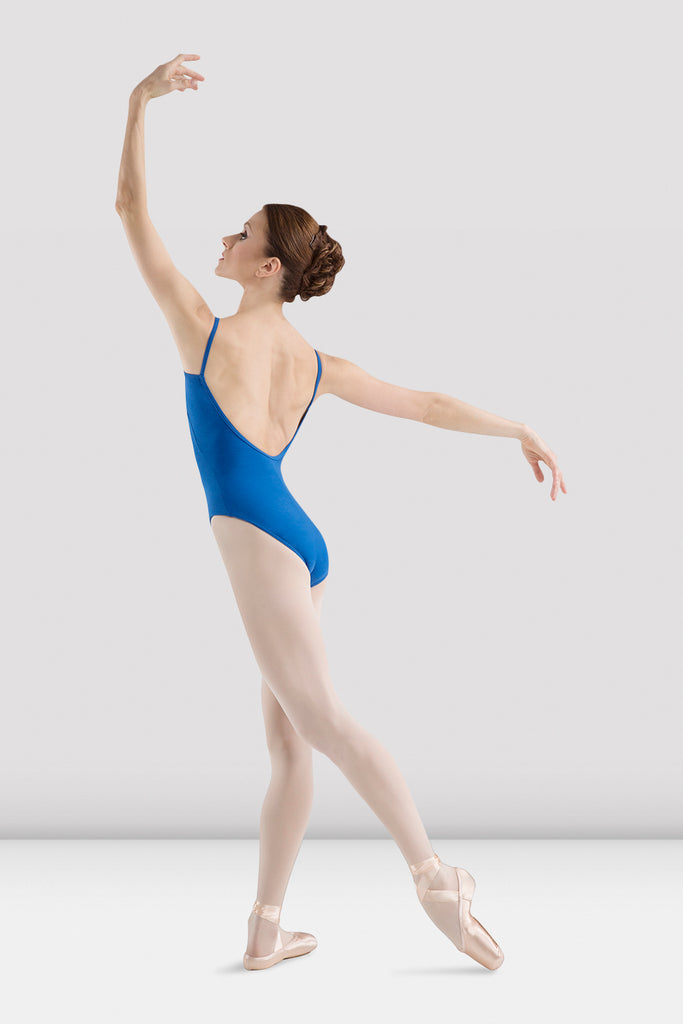 Ladies Sissone Low Back Leotard