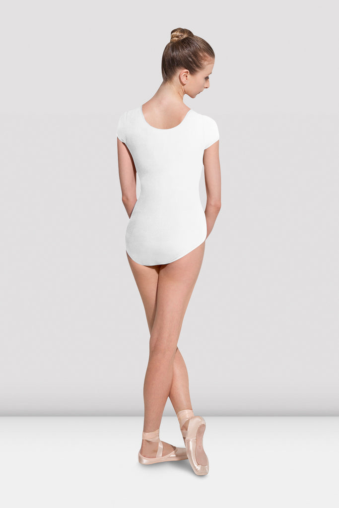 Ladies Betri Cap Sleeve Leotard