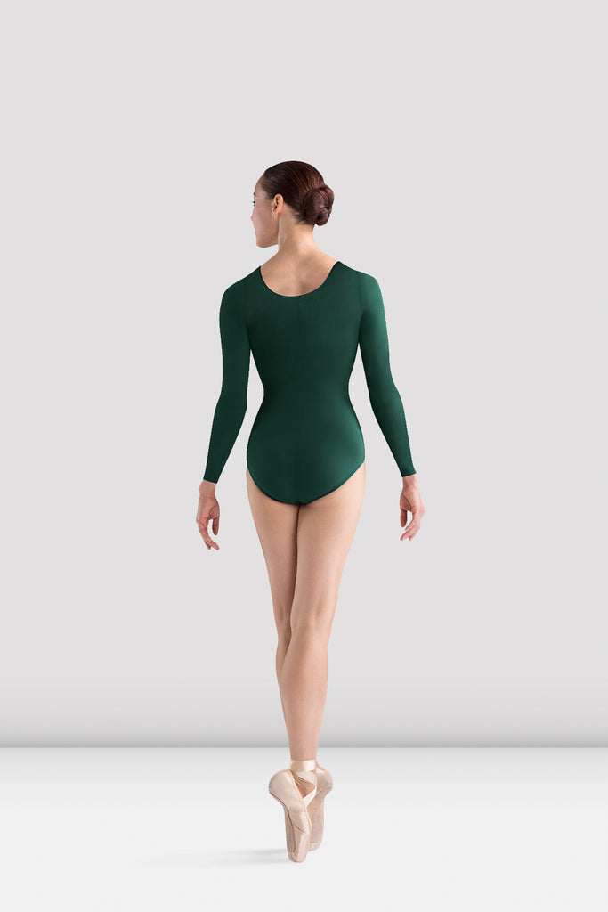 Ladies Lepsi Long Sleeve Leotard