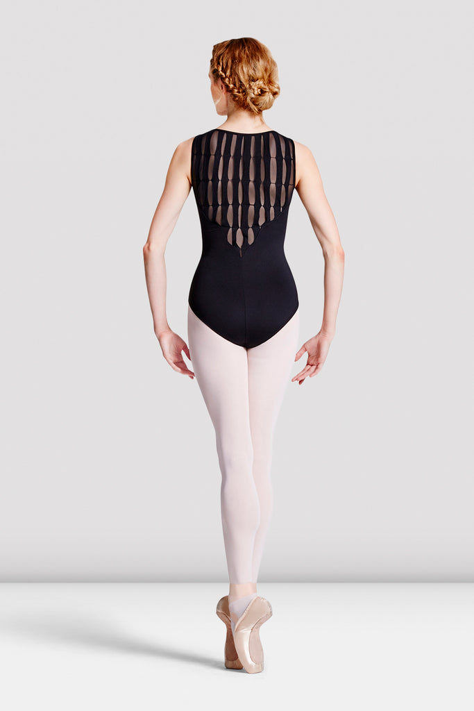 Ladies Laguna Pleat Back Leotard