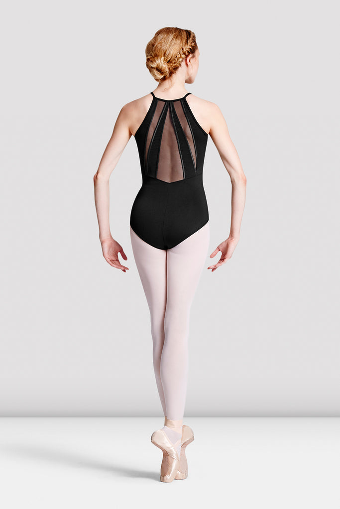 Ladies Jubilee Halterneck Leotard