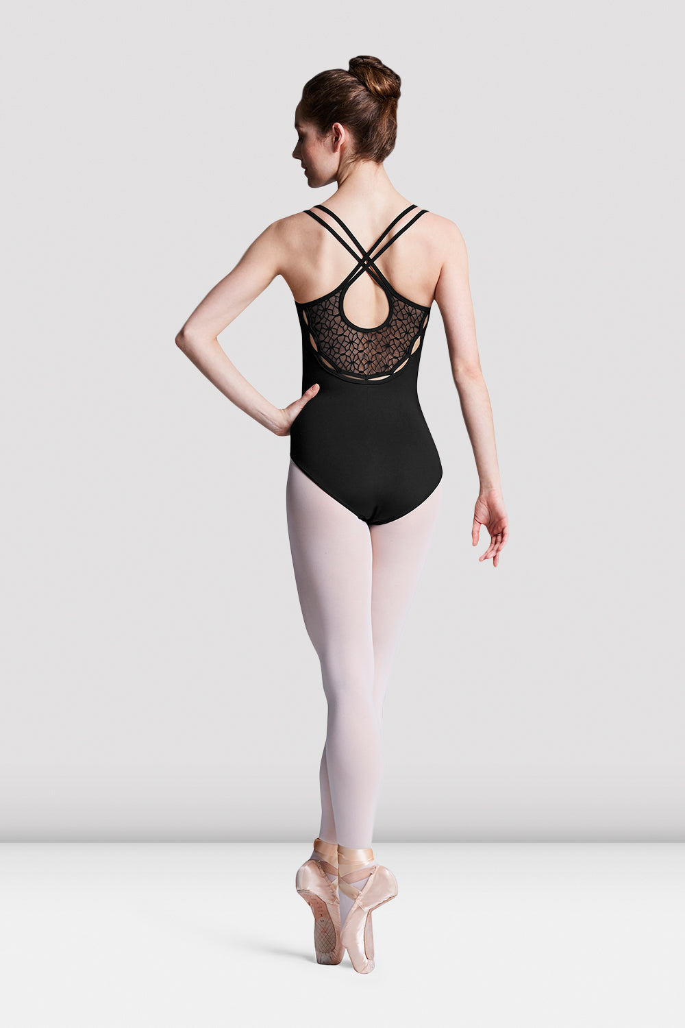 Ladies Vivienne Cross Back Leotard